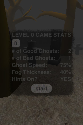 Screenshot Ghost Buddy 3D Lite