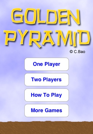 Screenshot Golden Pyramid Lite
