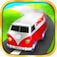 3D Retro Racer (WOB Mini Bus Racing Edition) - Free Real Car Race Game