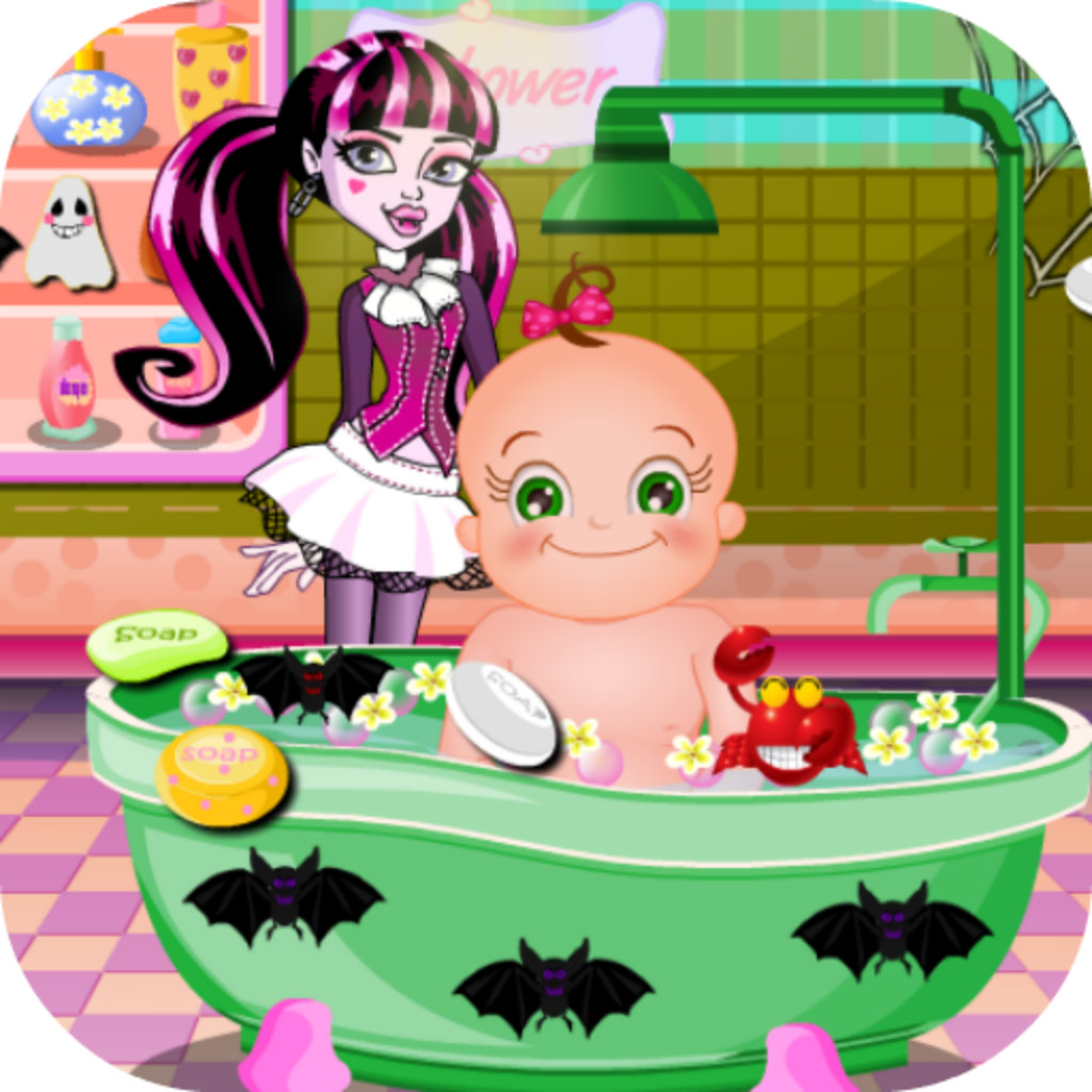 Baby Rosy Halloween Day